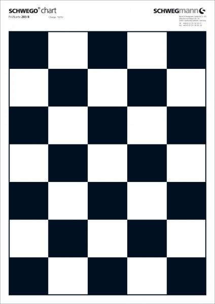 SCHWEGO chart 283 B